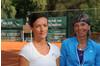 EINZEL 35+ ALBRECHT Bettina (TC Hohenems) und STEURER Eva (TC Bregenz)