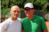HERREN 50+ SCHERRER Manfred (TC Altenstadt) und BELL Thomas (TC Hohenems)
