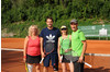 MIXED 35+ THURNHER Adriane (TC NOTO) MARTE Christian (TC ESV Feldkirch) und LOACKER Petra, LOACKER Andreas (UTC Koblach)